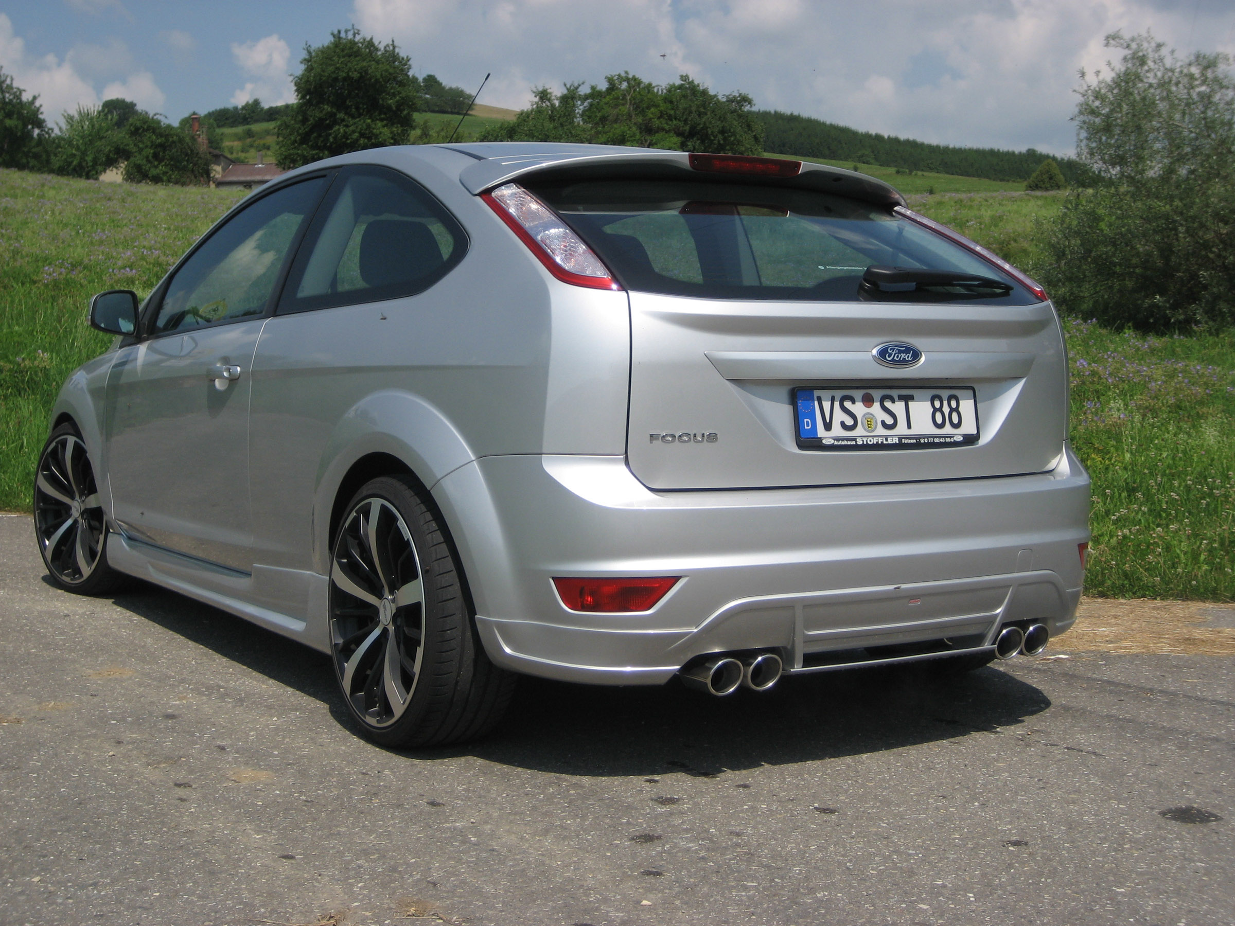 focus st 225 tuning guide