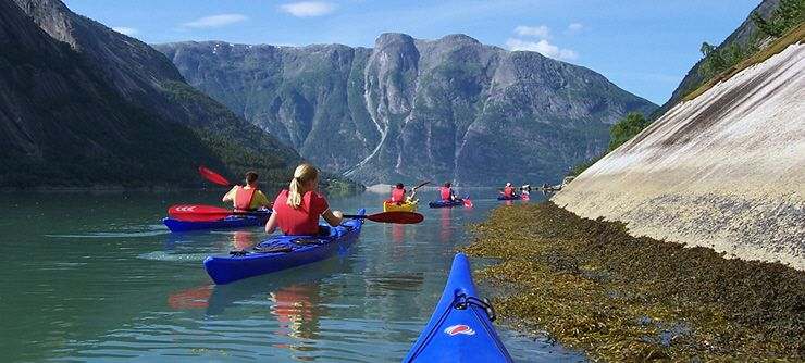 eidfjord norway official travel guide
