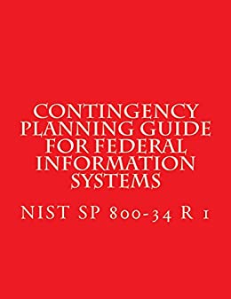 contingency planning guide for information technology systems
