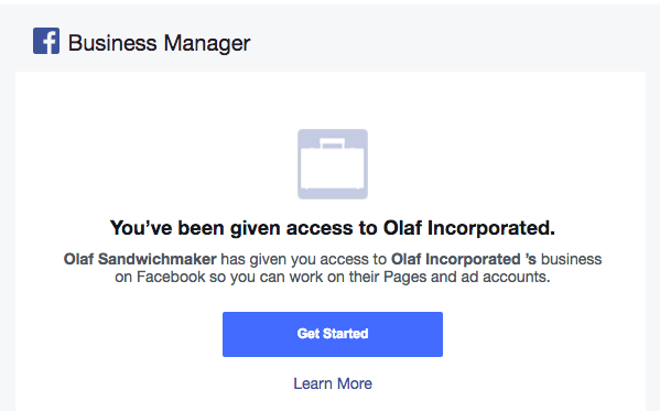 guide to facebook business manager