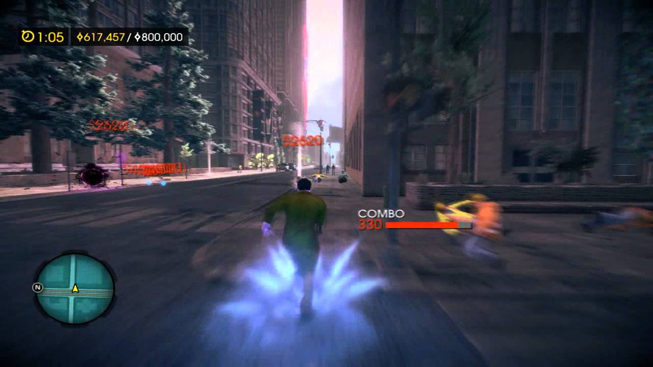 saints row 4 gold medal guide