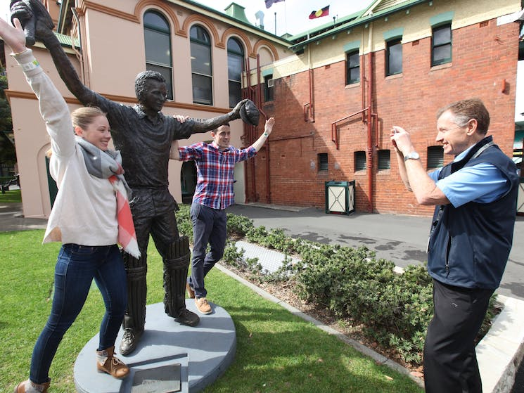 sydney cricket ground guided tours