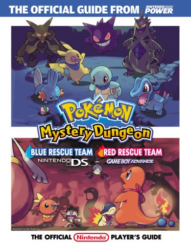 pokemon mystery dungeon red rescue team guide book pdf