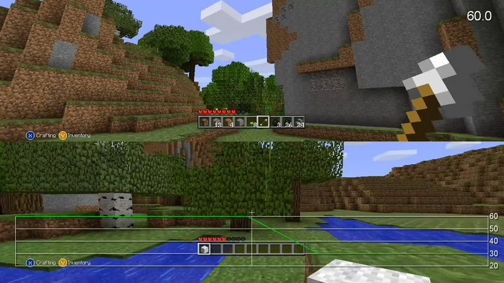minecraft guide for xbox 360