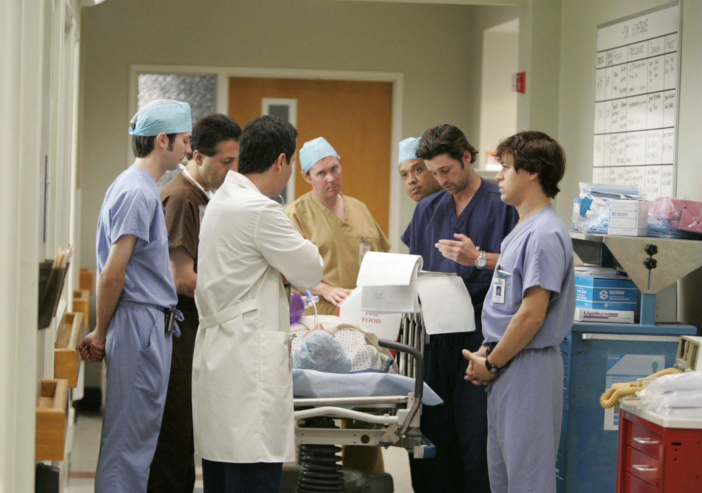 scrubs season 6 episode guide